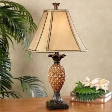 Fillable Glass Lamp Ideas by Lamp Natural Linen Shade Fillable Lamp For Elegant Table Lamp