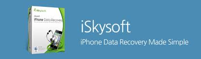 iSkysoft iPhone Data Recovery e Data Recovery for Your