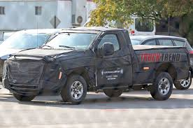 100 Super Duty Truck Spied 2018 Ford F150