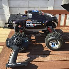 Used Kyosho Mad Force Monster Truck Rc Nitro In DL1 Eastbourne For ... Jual Rc Mad Truck Di Lapak Hendra Hendradoank805 The Mad Scientist Monster Truck Vp Fuels Jjrc Q40 Man Rc Car Rtr Mad Man 112 4wd Shortcourse 8462 Free Kyosho Crusher Ve Review Big Squid And News Exceed 18th Beast 28 Nitro 3channel 18th Torque Rock Crawler Almost Ready To Run Artr Blue Kyosho 18 Force Kruiser 20 Powered Monster Truck Car Crusher Gp 18scale 4wd Unboxing Youtube Bug 13 Force Armour Parts Products