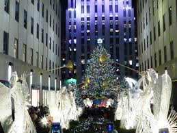 Christmas Tree Rockefeller 2017 sold out 7 day christmas lights of new york city tour november
