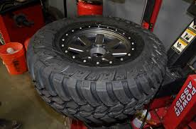 100 Mud Terrain Truck Tires Tire Review Amp Attack MT