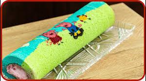 peppa wutz deko roll cake zum 3 geburtstag für leuchtende kinderaugen peppa wutz torte