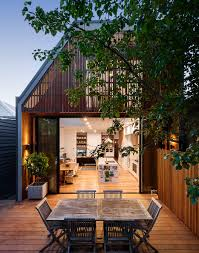 100 Weatherboard House Designs Rear Extension To A 1890s Victorian Weatherboard Cottage