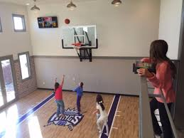 Emejing Home Indoor Basketball Court Photos - Interior Design ... Home Basketball Court Design Outdoor Backyard Courts In Unique Gallery Sport Plans With House Design And Plans How To A Gym Columbus Ohio Backyards Trendy Photo On Awesome Romantic Housens Basement Garagen Sketball Court Pinteres Half With Custom Logo Built By Deshayes