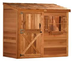 Yardsaver Shed Floor Kit by Cedarshed Bayside 8x3 Lean To Shed Kit On Sale Now