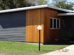 104 Contemporary Cedar Siding Modern Vertical Entry Modern Ranch House Wood