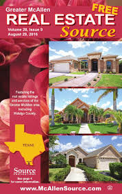 El Patio Downtown Mcallen Tx by Mcallen Real Estate Source Volume 28 Issue 9 By Source