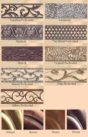 Decorative Sheet Metal Banding by Decorative Sheet Metal Banding 28 Images 3 8 Quot Decorative