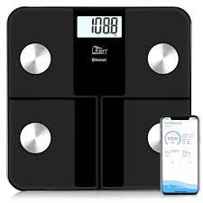 badezimmer waage körper fett waagen digital gewicht smart bluetooth skala smart elektronische led digital gewicht 40