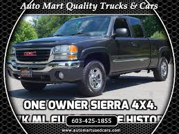 2004 GMC Sierra 1500 For Sale Nationwide - Autotrader