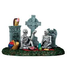 Lemax Halloween Village Displays by Gothic Galore Featuring The Spooky Town Village Gift Spice