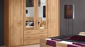 schlafzimmer sitara schrank bett nachtkommode in erle natur