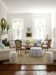 Southern Living Family Rooms by Living Rooms With White Walls Centerfieldbar Com