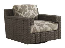 blue olive swivel glider lounge chair home brands