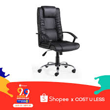 Ergodynamic BX-08 Faux Leather High Back Executive Office Chair Leather Office Chair Cover Beandsonsco View Photos Of Executive Office Chair Slipcovers Showing 15 Melaluxe Cover Universal Stretch Desk Computer Size L Saan Bibili Help Gloves Shihualinetm Cloth Pads Removable Gallery 12 20 Size Washable Arm Slipcover Rotating Lift Covers Chairs Without Arms Ikea Ding Room Slipcover Eleoption Seat High Back Large For Swivel Boss Lms C Best With Lumbar Support Small