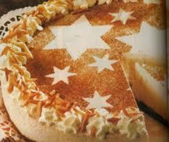 zimt mascarpone torte