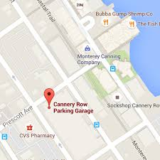 Directions and Parking for the Monterey Bay Aquarium