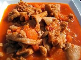 recette cuisine nicoise recette de tripes à la niçoise