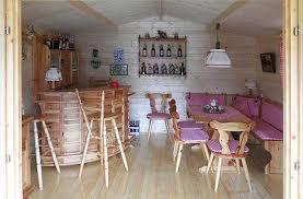 Kleines Wohnzimmer Gemã Tlich Gestalten Gartenhaus Originell Einrichten 20 Großartige Inspirationen