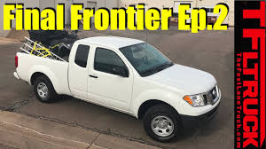 Live! Final Frontier Vlog #2: Top 5 Reasons Cheap Trucks Are Great ...