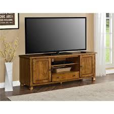 Ameriwood Media Dresser 37 Inch by Sauder Harbor View Salt Oak Entertainment Center 415055 The Home