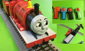 Thomas And Friends Tidmouth Sheds Australia by Thomas James Percy Diesel 4 Lionel Trains On 1 Track Plus