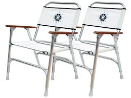 Marine Folding Deck Chair For Boat - Anodized Aluminum, White - SET ... Buy Deck Chairs Online Whitworths Marine Leisure Best Folding Boat Chair Awesome For Chairs X 2 In Colchester Essex Gumtree Tables Forma Marine Expand A Sign The Camping Travel Wise 3316 Boaters Value Seats For Sale 28 Images Antique Ocean Liner New York Hudson Valley Etsy How To Add More Your Fishing Sport Magazine Luxury Wood Steamer Circa 1890 England Rocker Summit Padded Outdoor Switch