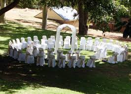 Nice Simple Outside Wedding Ideas Outdoor Ceremony Alluring