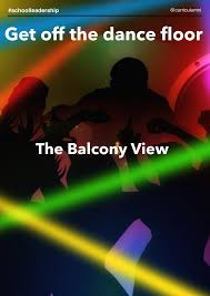 What Is Floor Technology by The Balcony View Of Leadership U2026 Get Off The Dance Floor