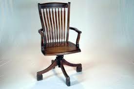 les de bureau anciennes fauteuil de bureau ancien pivotant en teck