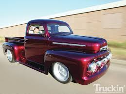 1951 Ford F1 - The Forgotten One - Classic Truck - Truckin' Magazine