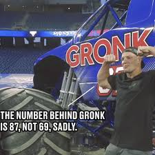 Rob Gronkowski Got A Monster Truck, And Somehow It's Not Called A ...