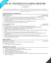 Technician Resume Sample Installer Resumes Examples Experience Yet Entry Level Technical Support