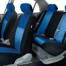 Luxury Sport Car Seat Cover Set Front Rear Blue For Car Truck SUV   EBay Best Truck Seat Covers 2018 Youtube Neo Neoprene Custom Fit Fia Np9286gray Titan Oxgord Flat Cloth Bucket Cover Set For Cartruckvansuv Black Diamond Front Leather Masque Blue Car With Headrest Auto Big Standard 30 Inch Back Equipment Llc And Alaska Empi Racetrim Jeep Pair Two Mw Shop Bdk Camouflage Pickup Built In Belt Cartoon Character Bugs Bunny Suv W Head Smittybilt 5661301 Gear Universal 2 Luxury Sport Rear For Ebay