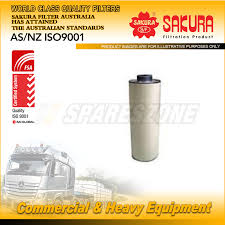 Sakura Primary Air Filter For VOLVO BUS B1200 LIFT TRUCK 37-1200 ... Automotive Aftermarket Filters Urea Boschxpress China High Quality Iveco Hongyan Genlyon Truck Spare Parts Fuel Fine Sinotruk Kw2337pu Air Filters Qingdao Heavy Duty Oil Filter Crushers And Your Business Cabin Air Filter Rock Bottom Fs121j Fuel Filter For Toyota Commuter Bus 4cyl 24l Petrol Rzh125 Ops Ecopur Lets Tonys Townsville Lvo Fm9 380 Oil Service Kit Amazoncom Mobil 1 M1104 Extended Performance Pack Of Alco For Cars Trucks Earth Moving Equipment Kn 63 Series Aircharger Kit 633090 Tuff
