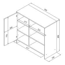 schema cuisine schema de meuble dimension fenrez com sammlung design