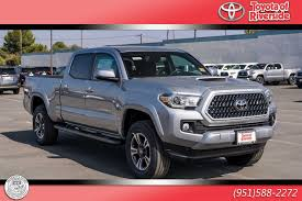 New 2019 Toyota Tacoma TRD SPORT Double Cab In Riverside #00500287 ... Preowned 2017 Toyota Tacoma Trd Sport Crew Cab Pickup In Lexington 2wd San Truck Waukesha 23557a 2018 Charlotte Xr5351 Used With Lift Kit 4 Door New 2019 4wd Boston Gloucester Grande Prairie Alberta Sport 35l V6 4x4 Double Certified 2016 Escondido