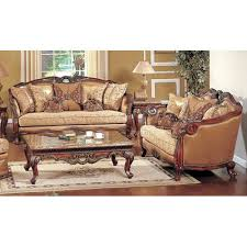 The Brilliant Traditional Living Room Furniture Sofas Pertaining To Household