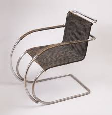 Model MR534 Lounge Chair, Ca. 1927 | Objects | Collection Of ... Contemporary Lounge Chair Leather Metal With Armrests Dc Lounge Chair Metal Arm Dark Grey Vinyl Upholstery Patio Festival Rocking Outdoor Gray Cushion 2pack Baker Living Room Riley Bkrba6584c Walter E Smithe Fniture Design Beige Nova Sled Black Armchair Bequest Accent Gold Martin Eisler Carlo Hauner 1950s And Rope Ottoman Pair Italian Mid Century Chairs With New Modern Newest Europe Sofa Single