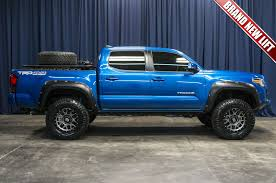 Used Lifted 2017 Toyota Tacoma TRD Off Road 4x4 Truck For Sale - 41602 Used 2017 Toyota Tacoma Sr5 4x4 Truck For Sale In Pauls Valley Ok 2016 4wd Double Cab Short Box Trd Sport At Banks Toyotas Allnew Midsize Truck Ready For Battle Be Gives Pro Treatment To The 1999 4x4 Sale Georgetown Auto Sales Ky Review Consumer Reports San Leandro Honda Cheap Cars Bay Area Oakland Hayward With A Lift Kit Irwin News 2015 4 Door Pickup In Sherwood Park Toyota Tacoma Video Series Test Car And Driver