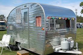 100 Restored Vintage Travel Trailers For Sale Aloha Trailer Pictures And History From OldTrailercom