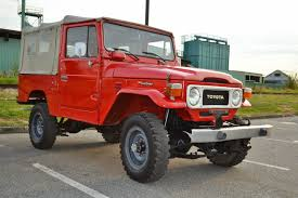 1980 Toyota Land Cruiser FJ43 Great Running Truck | Auto Restorationice