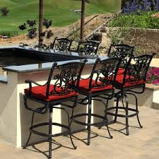 3 Piece Bar Height Patio Bistro Set by Thresholdtm Camden 3 Piece Balcony Height Patio Bistro Set Large