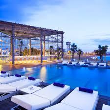 100 W Hotel In Barcelona Spain Best Luxury S In Travel Leisure