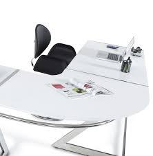 bureau angle blanc grand bureau d angle excellent grand bureau d angle with grand