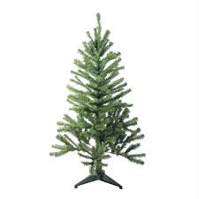 4 Canadian Pine Artificial Christmas Tree Unlit