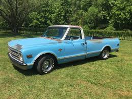 My 1968 Chevrolet C10 I Just Got. Almost All Original. Small Block ... 1968 Chevy C10 Pickup Pro Street Blown Mafia Youtube 8898 Chevy Truck Gauges1968 Chevrolet C10 Front Grill Moulding The 2013 Brothers Truck Show And Shine Hot Rod Network Chevrolet Cst For Sale Classiccarscom Cc877829 Gmc 3500 Kevin Dykes Lmc Life W236 Kissimmee 2012 Ck Sale Near Los Angeles California 90063 Leveling Kit Astonishing Long Bed To Short Custom