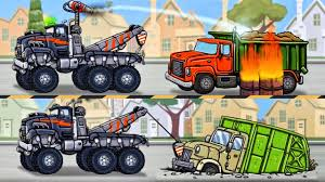 Tow Truck: Tow Truck Games