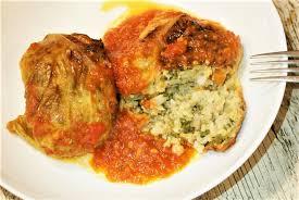 recette cuisine nicoise balico co petits choux farcis dits capouns